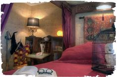 JK Rowling- Sylvia Beach Hotel- Oregon Stay in rooms based after authors
