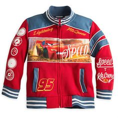 Disney Cars Jacket