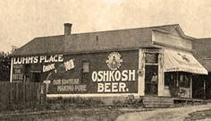 Brewing, Pouring & the History of Beer in Oshkosh, Wisconsin Beer History, Family History, Homemade Beer, Beer Signs, How To Make Beer, Beer Brewing, Brewing Company, Brewery, Wisconsin