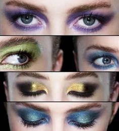 Shiseido collezione make up