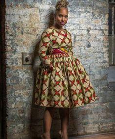 Kenyan Kitenge Designs That Relentlessly Grab Your Attention