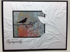 1000+ images about Cards - Embossing Folders on Pinterest   Heart ...