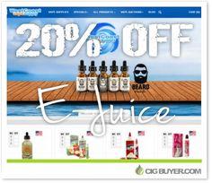 20% OFF E-Juice at West Coast Vape Supply: http://www.cigbuyer.com/west-coast-vape-supply-20-off-ejuice-sale/ #ecigs #vaping #eliquid #ejuice #vapejuice #vapelife #vapedeals