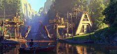 ArtStation - Return to Prime Even, Marek Denko