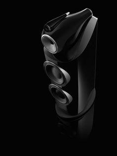 Bowers & Wilkins 800 D3 Diamond series speakers
