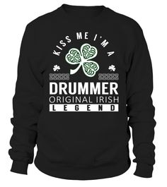 DRUMMER Original Irish Legend