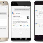 Google annonce larrivée de Google Assistant sur tous les smartphones sous Android Marshmallow et Nougat