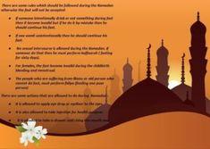 best-ramadan-rules