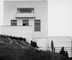 Adolf Loos - Villa Muller, Praga, 1930
