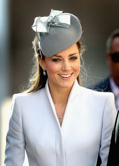 The Royals Celebrate Easter Sunday in Australia #KateMiddleton - Day 14