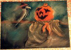 #ART Artist: Fatih Saruhan #hallowen #pumpkin #interesting