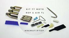 KIT TT MOTO!   #rematiptop #italia #motociclisti #carrozzieri #meccanici #madeinitaly