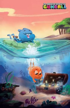 Amazing World of Gumball fanart