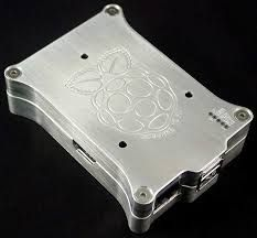 This Is The Raspberry Pi Case By Barch Designs It Created From Aeroe Grade