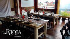 Las ideas mueven al mundo solo si antes se han convertido en sentimientos, llámanos al 4436900863 La Rioja Eventos