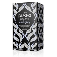 Buy FairTrade Organic Elegant English Breakfast Tea in from Pukka at Real Foods, natural, healthy, bulk, value organic and wholefoods available online for home delivery Earl Grey Tee, Earl Gray, Organic Herbal Tea, Organic Herbs, Pukka Herbs, Lavender And Lemon, Commerce Équitable, Lavender, Products