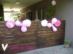 decoracion en rosa