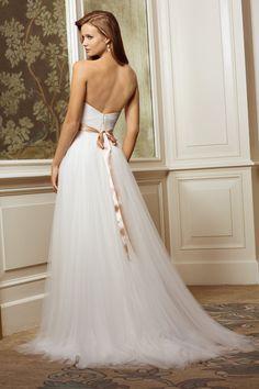 Wtoo Cristiana gown #watters #wedding #weddingdress