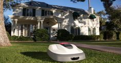 The Miimo is a robot lawn mower from Honda that will do your chores for you