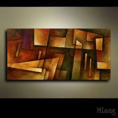 Contemporary Decorative Artwork in New York : Michael Lang Art Gallery : Contemporary Art and Paintings in Liverpool Contemporary Abstract Art, Acrylic Canvas, Illustrations And Posters, Geometric Art, African Art, Canvas Art Prints, Art Gallery, Artwork, Painting
