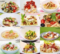 Bacon Ranch Pasta Salad, Pasta Salad With Tortellini, Pesto Pasta Salad, Pasta Salad Recipes, Rainbow Pasta, Deli Food, Cooking Recipes, Healthy Recipes, Cold Meals