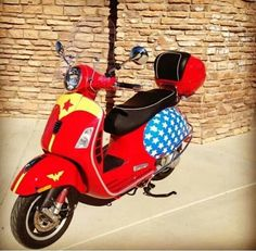 I would love this Moped!!