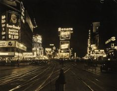 1921 | 28 Photos That Show How Much Times Square Has Changed