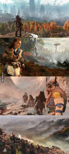 Who else is waiting for this beauty?! [Horizon - Zero Dawn] - 9GAG