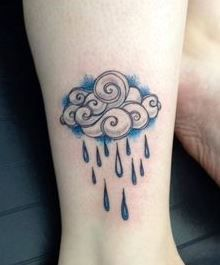 tatuajes de lluvia - Buscar con Google