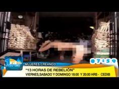 """Mujeres Creando estrena """"13 horas de rebelión"""" en Cochabamba"""