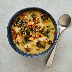 Yotam Ottolenghi's soup recipes