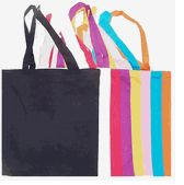 Natural Cotton Canvas Tote Bags $1.75 each