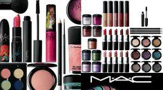 Pacote completo de Maquiagem da Mac
