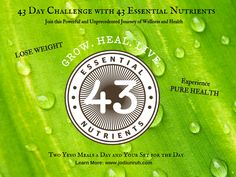 Lose weight and feel great: Yevo 43 day challenge with 43 ...www.jodiunruh.com