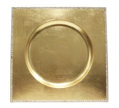 square gold charger plate @ http://erikadarden.com