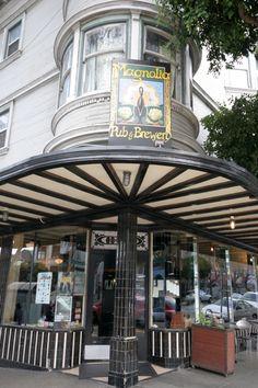 Magnolia Gastropub & Brewery. San Francisco, CA