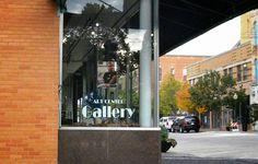 GUIDO MORELLI pittore contemporaneo: Art Center of Burlington Gallery - IA - USA Street View, Usa, Gallery, Art, America