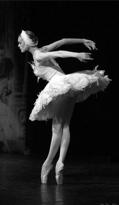 Uliana Lopatkina in the Dying Swan