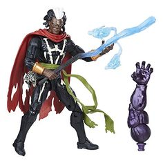 """Marvel Legends 6/"""" Inch Dormammu BAF Wave Brother Voodoo Loose Complete"""