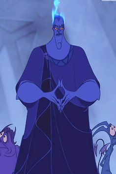 "Hades, Pain, and Panic from ""Hercules"""