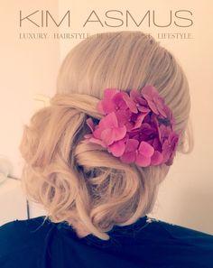 #Brautfrisur #Bridal #Hair  by Kim Asmus    #wedding #bride #hair #hairstyle  KIM ASMUS www.kimasmus.de Mobile Beauty Services in: #Leverkusen #Köln #Düsseldorf #LAngenfeld #Leichlingen