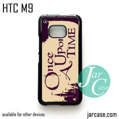 Once Upon A Time Disney Phone Case for HTC One M9 case and other HTC Devices