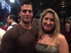 Another lucky girl, thank you to Henry Cavill Fanpage via Facebook for sharing. Great photo of Rosie with #HenryCavill in London tonight!  Thanks for sharing on our page!! #HandsomeHenry #SoSweetToTheFans #WeLoveHenry #Gentleman ~Lisa  Join the fun at Henry Cavill Fanpage, Where the ❤️ is!!!