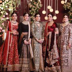 This Wedding From Pakistan Is Breaking The Internet! Pakistani Wedding Outfits, Bridal Outfits, Pakistani Dresses, Indian Dresses, Indian Outfits, Walima Dress, Bridal Lehenga, Lehenga Choli, Sabyasachi