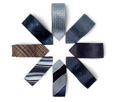 Marca alemã lança coleção de gravatas e lenços inspirados no Japão
