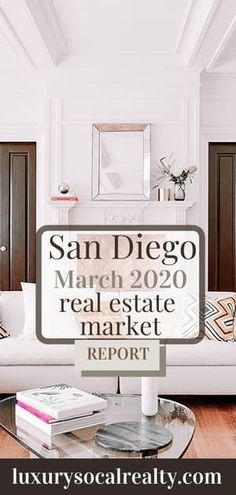 How is the San Diego housing market? Our San Diego real estate market March 2020 forecast, trends, & statistics by San Diego real estate agent Joy Bender Solana Beach California, Encinitas California, Oceanside California, Carlsbad California, California Real Estate, California Homes, La Jolla, Point Loma San Diego, Moving To San Diego