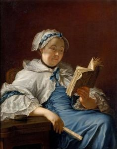 """""""Portrait de Madame Nonnotte"""" - Donatien Nonnotte"""