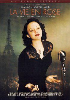 La Vie En Rose, prachtige indrukwekkende film over het leven van Edith Piaf