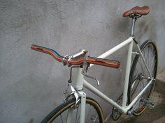 hölzerne Riser Fahrrad Lenker von WoodOOcycles auf Etsy