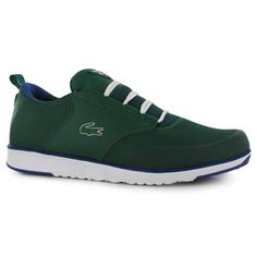 Lacoste | Lacoste Light 116 Mens Trainers | Mens Trainers
